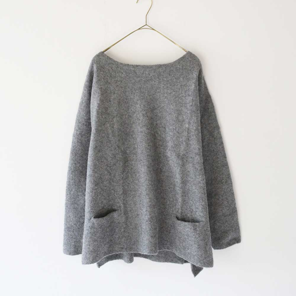 Yak Wool Wide P/O