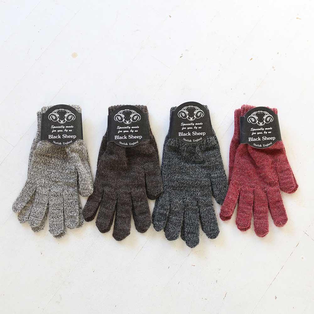 BLACK SHEEP Knit Glove