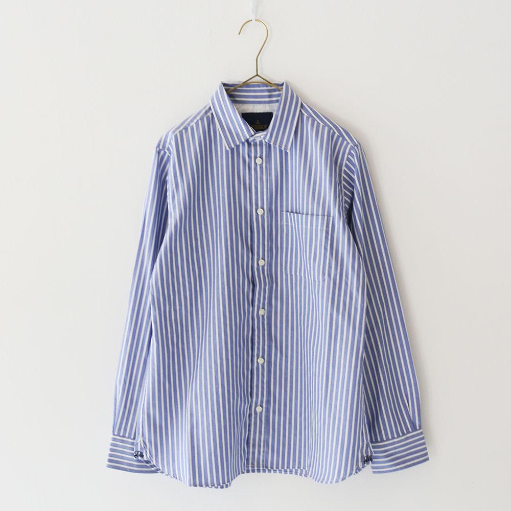 Regular Collar Stripe Shirts