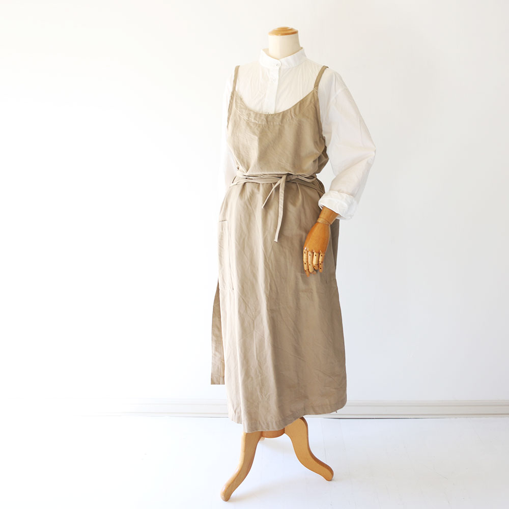 Cotton Linen Apron O/P