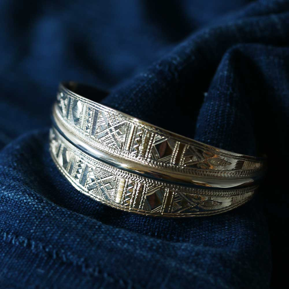 TUAREG JEWLRY  Bangle 《C》