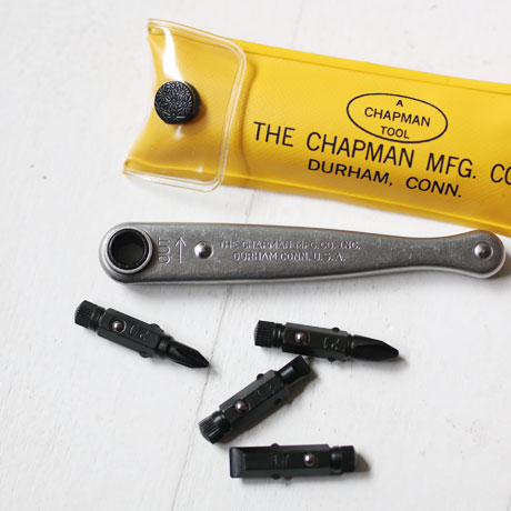 Chapman Pocket Pack Philips & Slotted