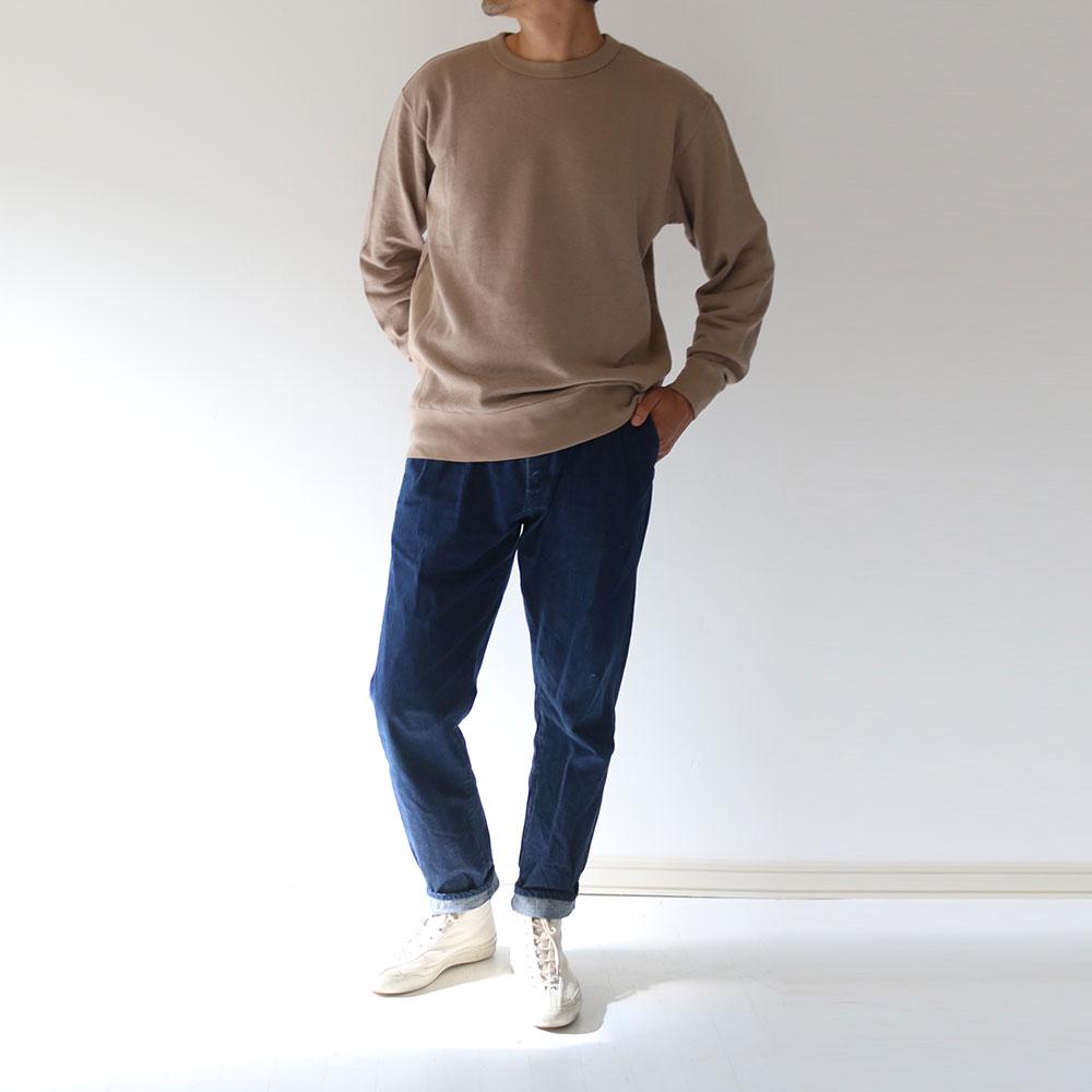SBTRACT Cotton Wool Reverse Sweat (Mens)