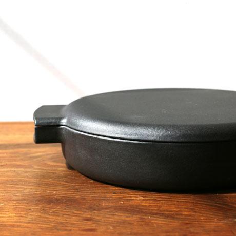 ovject 鋳物ホーロー両手鍋