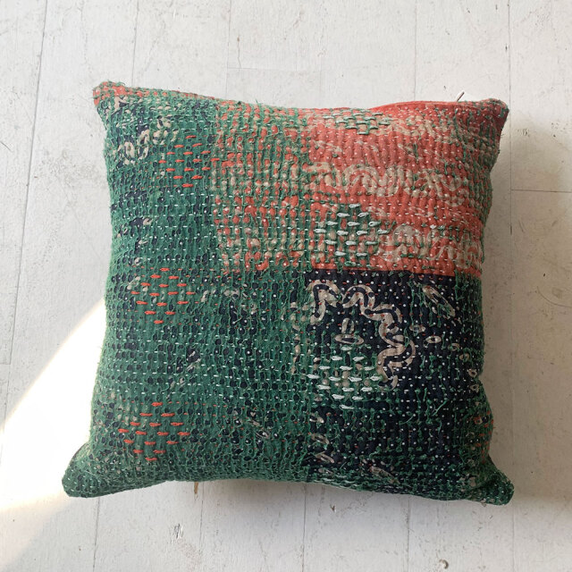 Ralli Quilt Mini Cushion