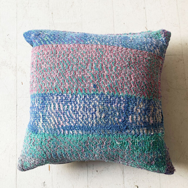 Ralli Quilt Mini Cushion