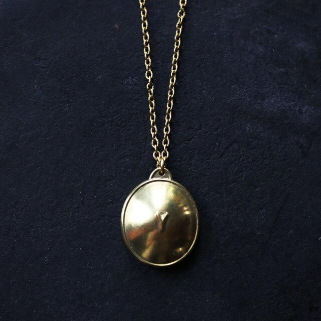 COAS  Brass Necklace