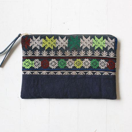 Mini Clutch Bag / Tribal