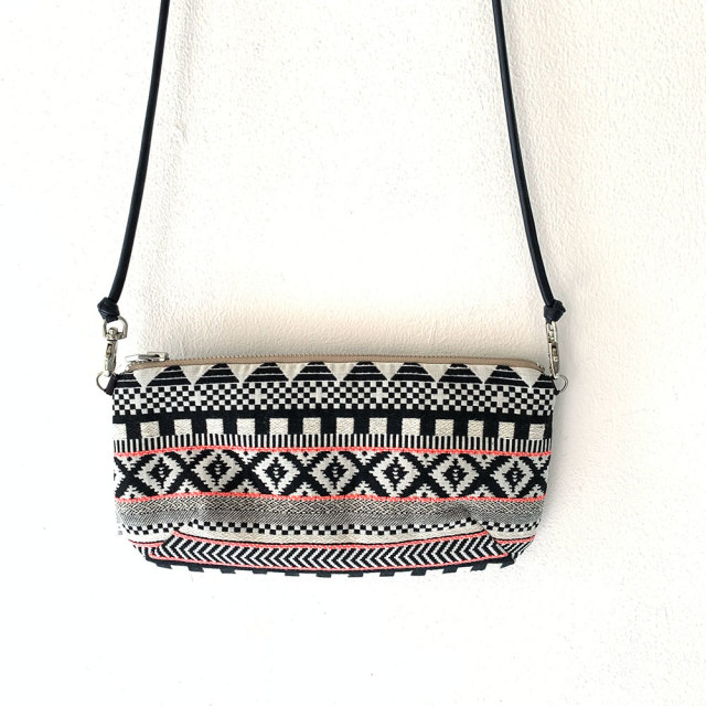 3way Mini Shoulder Pouch