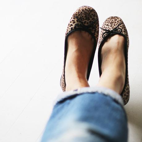 O'Kyti Ballet Shoes