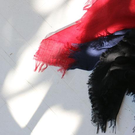 Silk Wool Standard Stole