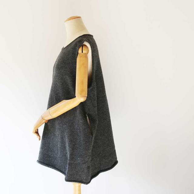 Lambs Wool Vest