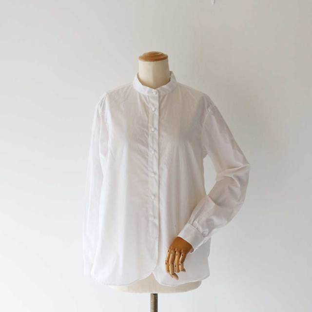 Cotton No Colloar Antique Shirts