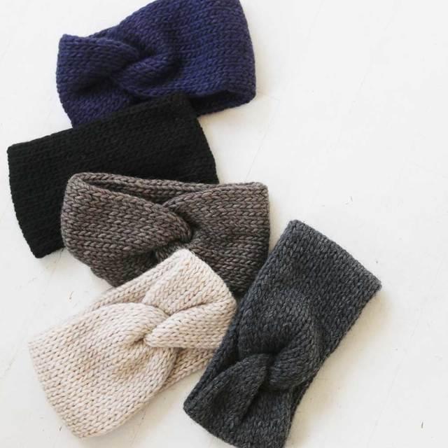 Knit Hair Band
