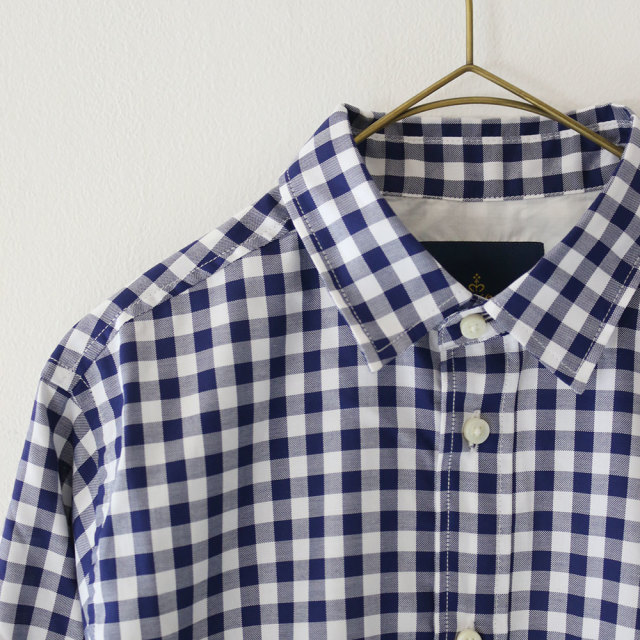 Regular Collar Check Shirts