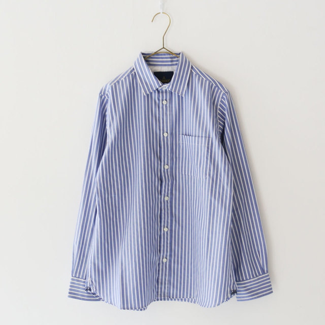 Regular Collar Stripe Shirts