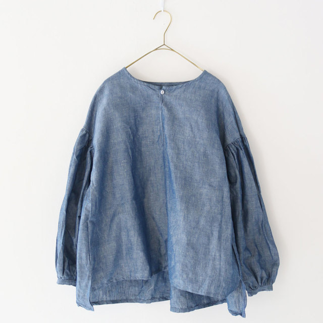 Gather Pull Over Blouse