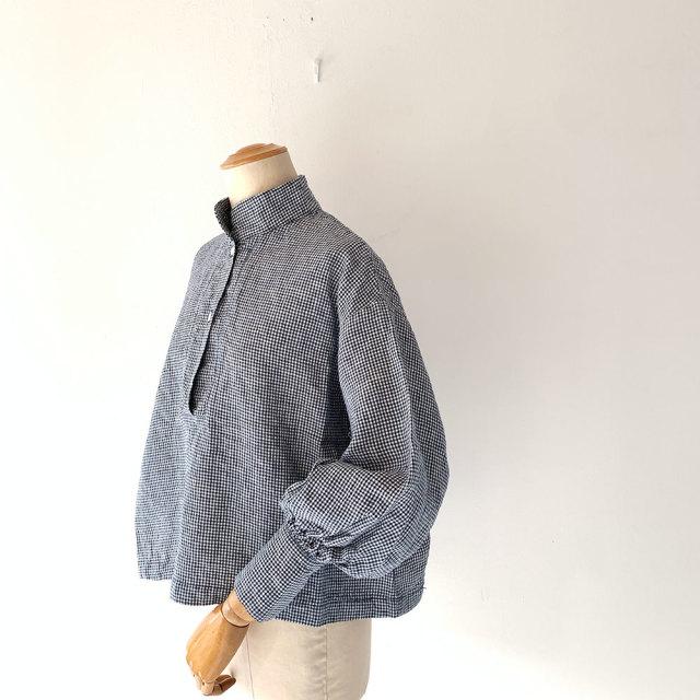 Linen Pullover Shirts