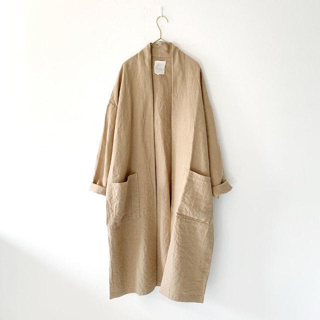 Relier Linen Robe