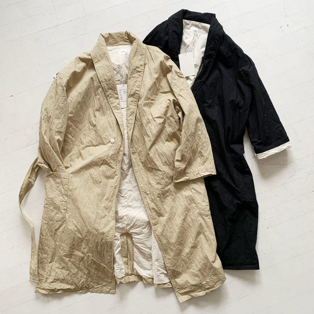 Classic Gown Coat