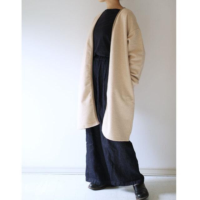 Cotton Melton Robe