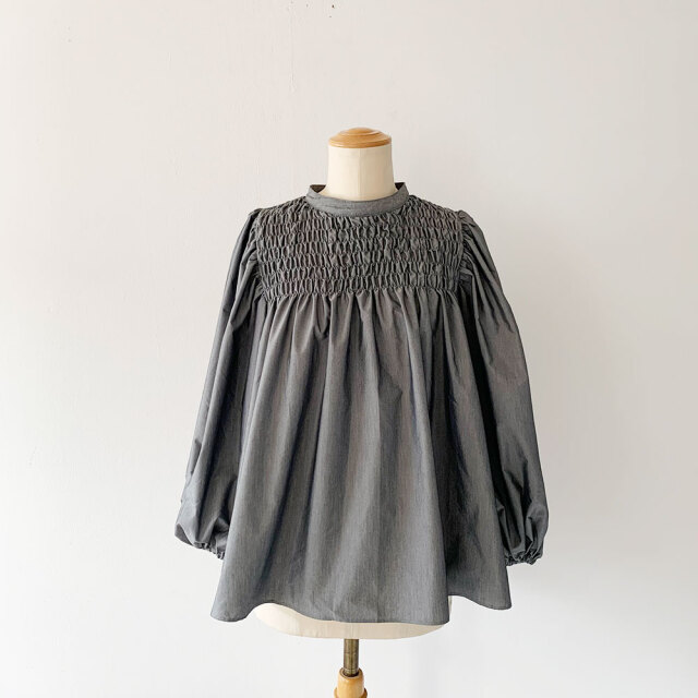 Shirring Blouse