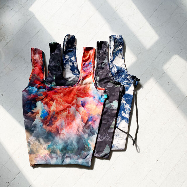 SUBLIME Market Bag