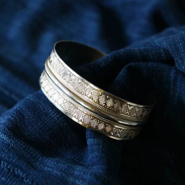 TUAREG JEWLRY  Bangle 《D》