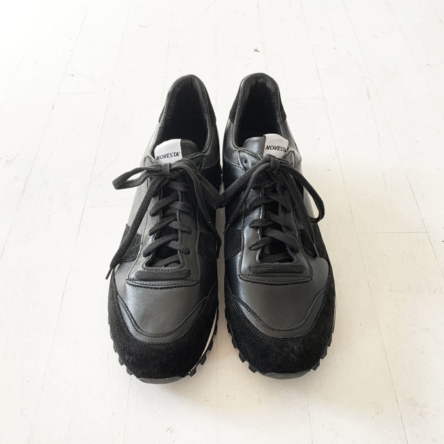 NOVESTA Marathon W Leather Trail  Black