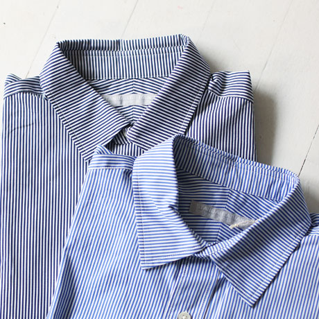 "Regular Collar Shirt ""Smith"" Storipe"