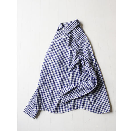 "Regular Collar Shirt ""Smith"" Check"