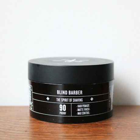 BLIND BARBER hair care product HARMONICS.