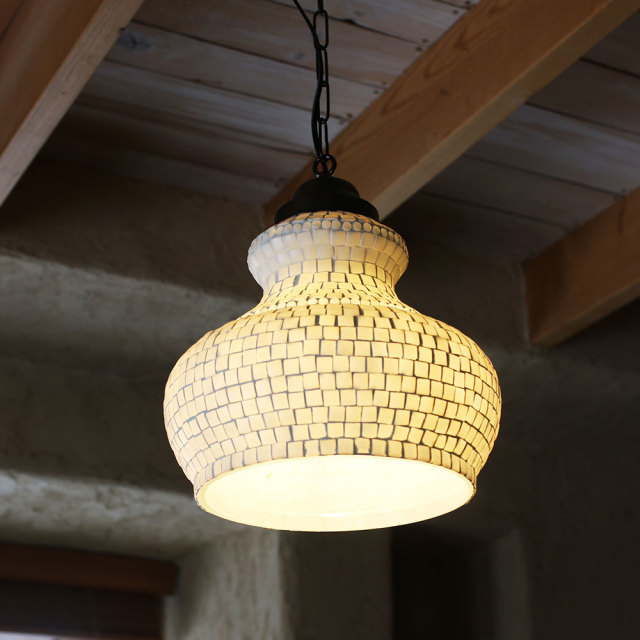 Mosaic Tile Lamp Shade