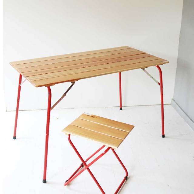 CASTELMERLINO  High & Low  Camper Table