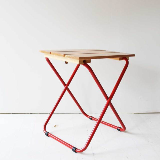 CASTELMERLINO  Folding Stool