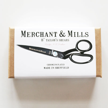 MERCHANT & MILLS Tailor Scissors 8""