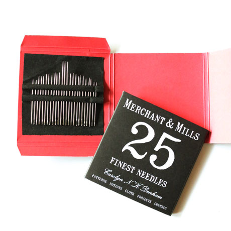 MERCHANT & MILLS Finest Needles