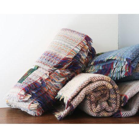 TWEEDMILL Recycled Wool Throw