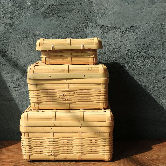 白竹べんとう箱