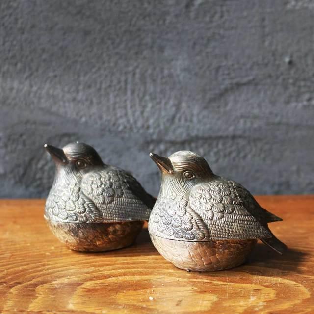 小鳥のソルト &ペッパー