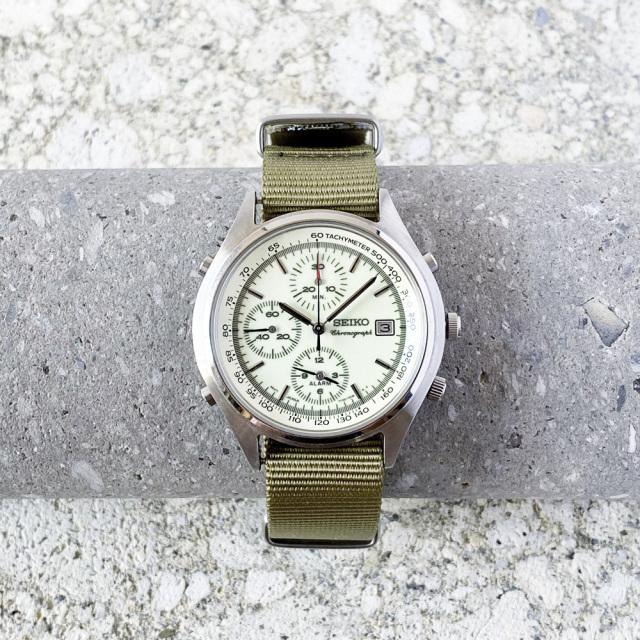 SEIKO Chronograph Quartz 1995's