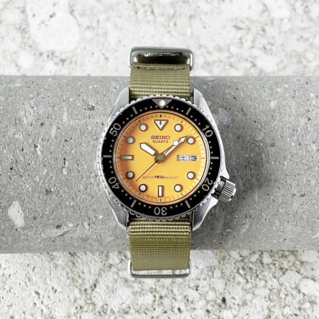 "SEIKO ""150m DIVER'S"" Quartz 1982's"