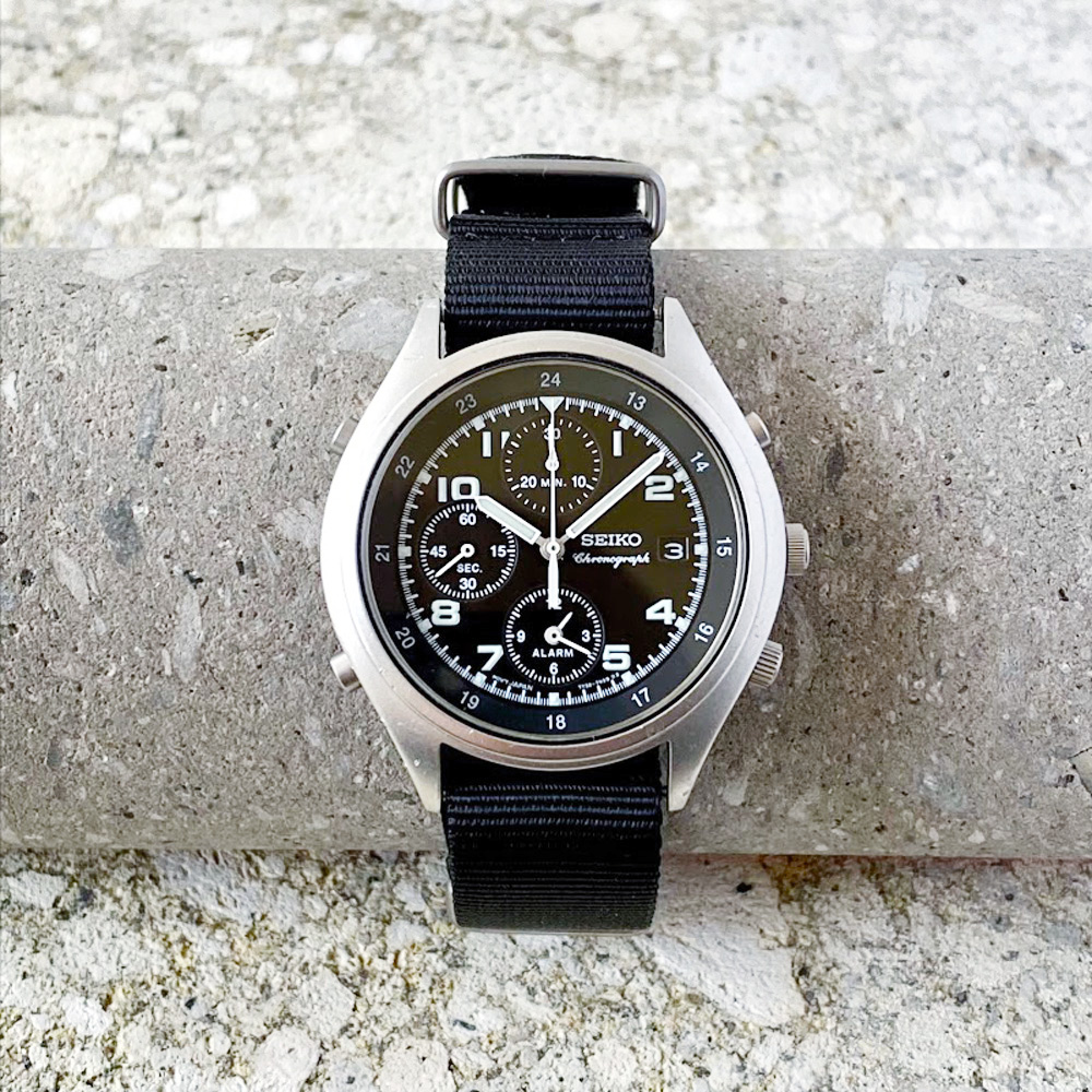 SEIKO Chronograph Quartz 2000's