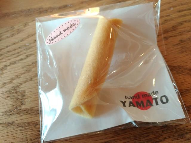 """手づくりフエルトブローチ クッキー シガーロールクッキー ハンドメイド """"YAMATO"""""""
