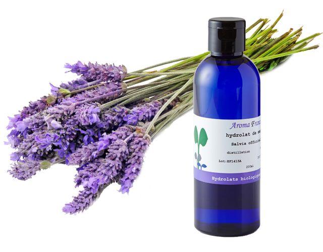 アロマフランスのハイドロゾル(化粧水認可 芳香蒸留水)真正ラベンダーウォーター