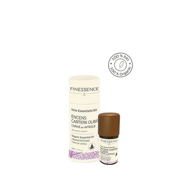 フランキンセンス (boswellia carterii) 5ml ソマリア産 アロマテラピー エッセンシャルオイル 精油 FINESSENCE フィネッサンス