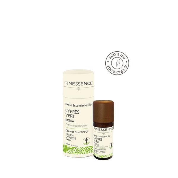サイプレス (Cupressus sempervirens) 10ml モロッコ産 アロマテラピー エッセンシャルオイル 精油 FINESSENCE フィネッサンス