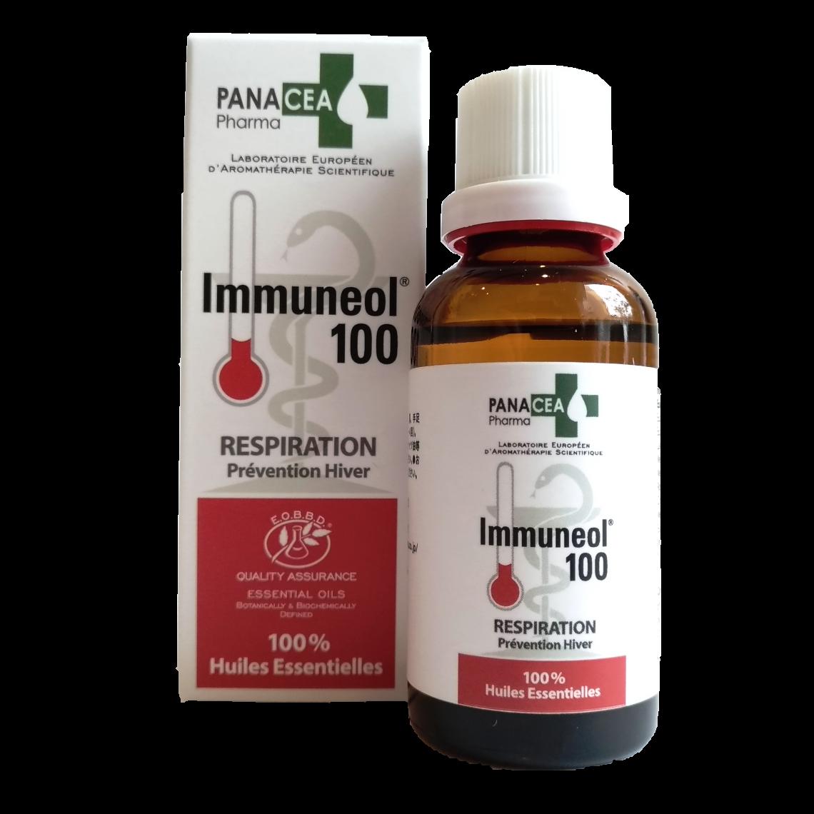 【送料無料】 イムネオール100 (Immuneol 100) 30ml ブレンドエッセンシャルオイルパナセアファルマ PANACEA pharma