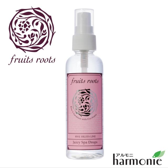 """ジューシー SPA ドロップス <化粧水> -5Fruits Line- 150ml fruits roots """"フルーツルーツ"""""""
