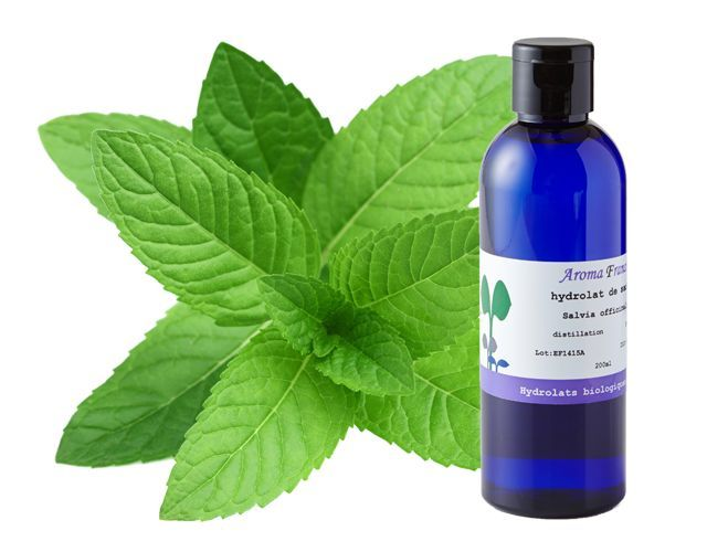 アロマフランスのハイドロゾル(化粧水認可 芳香蒸留水)ペパーミントウォーター